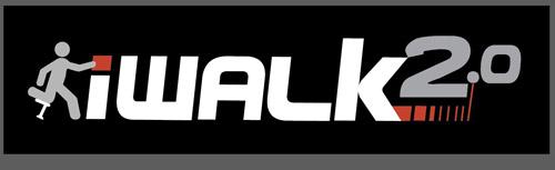 iWalk Free 2.0 logo 500px * 153px